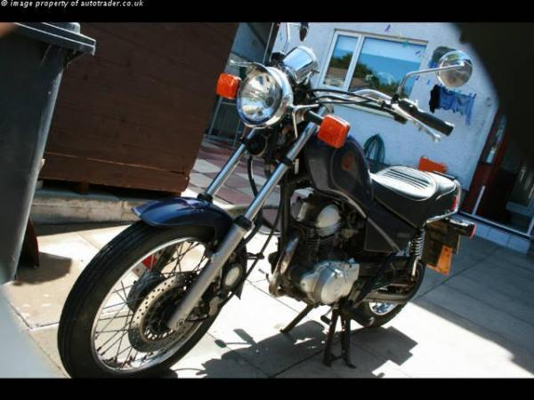 Sachs SR 125: better than just a scooter