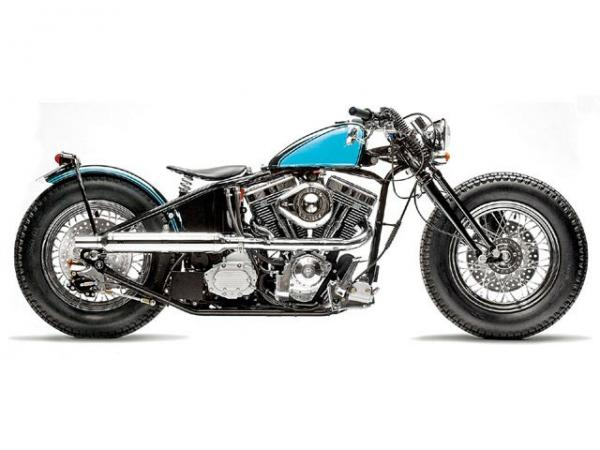 2011 Samurai Chopper Type 5