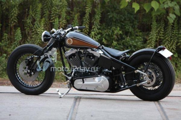 2009 Samurai Chopper Type 8