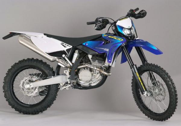 2008 Sherco 125 Enduro Shark Replica