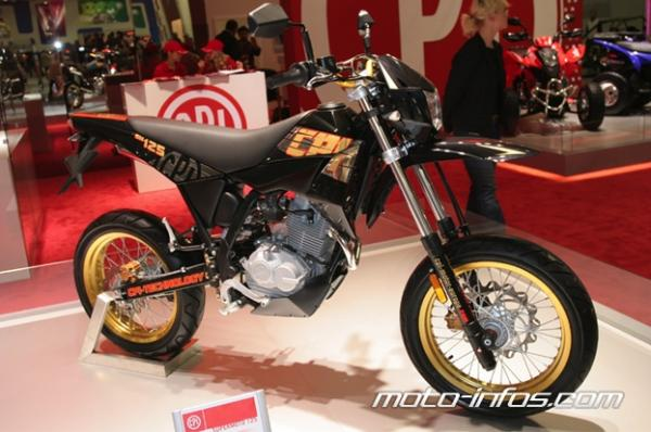Sherco 125 Supermotard