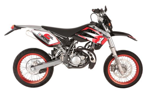2008 Sherco 50cc Supermotard