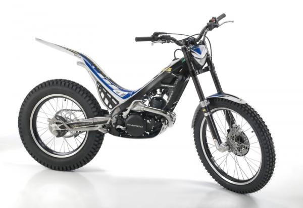 2007 Sherco 50cs SM Champion France Replica