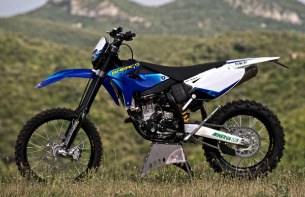 2007 Sherco 50cs Supermotard
