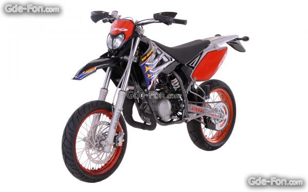 Sherco Champion 50 Supermotard 2006 #1