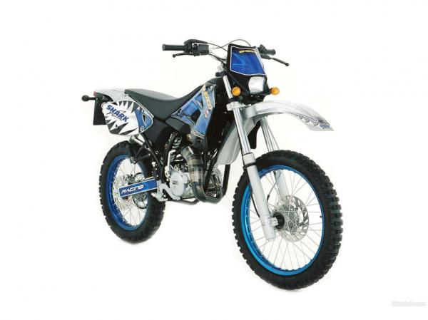 2006 Sherco Shark 50 Enduro