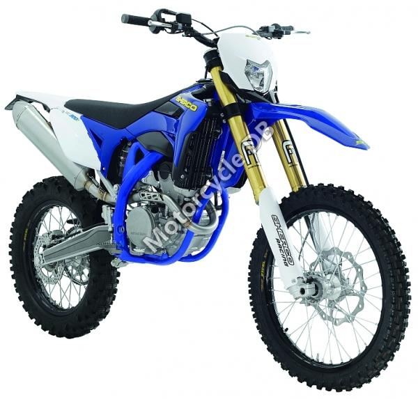 Sherco SM 1.25-F Black Panther