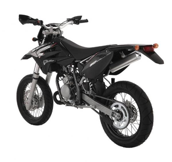 Sherco SM 125-F Black Panther