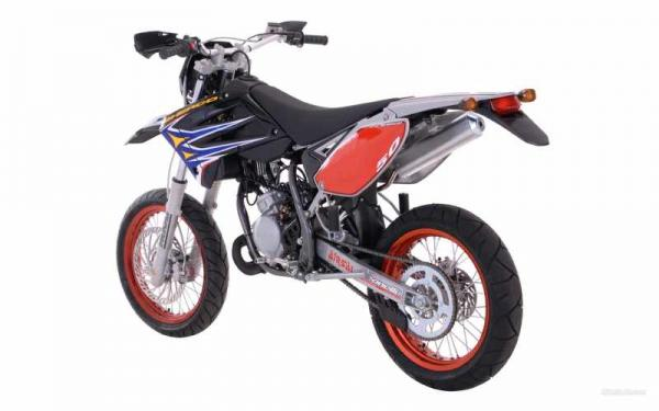 2010 Sherco SM 4.5i-F Black Panther