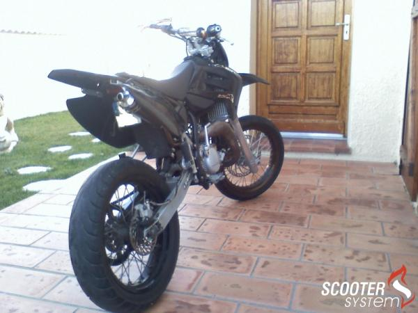 2011 Sherco SM 5.1i-F Black Panther