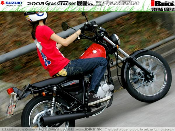 2005 Suzuki Grasstracker