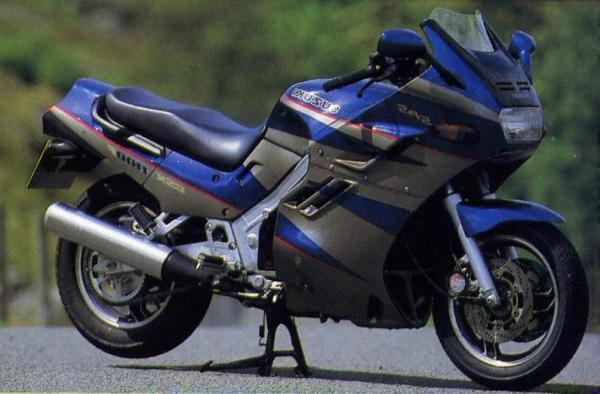 Suzuki GSX 1100 F (reduced effect) #1