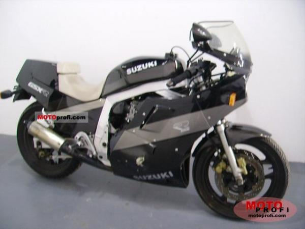 Suzuki GSX-R 1100 (reduced effect) 1989 #1