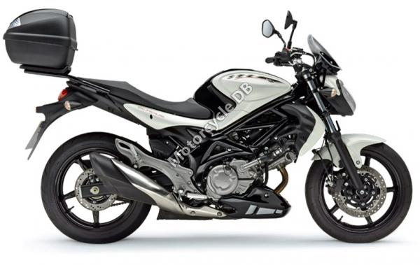 Suzuki SFV650 ABS Sports Tourer