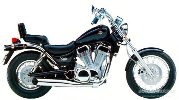 1989 Suzuki VS 1400 Intruder
