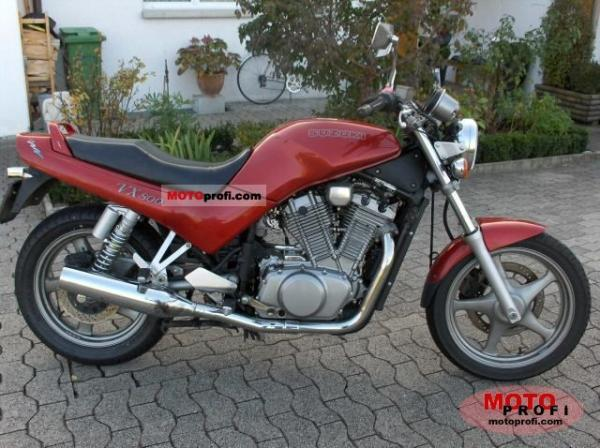 1991 Suzuki VX 800 (reduced effect)