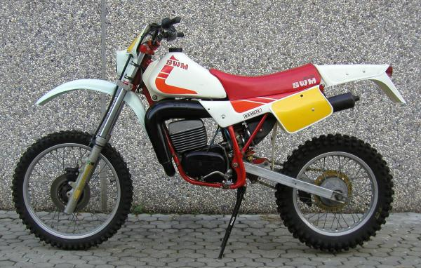 1987 SVM S 3 125 GS