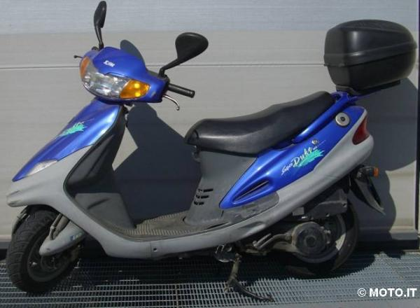 Sym Super Duke 125