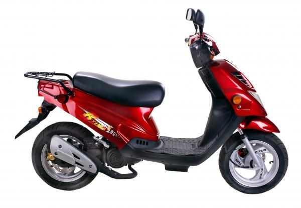Tank Sports Urban Touring 150 Special