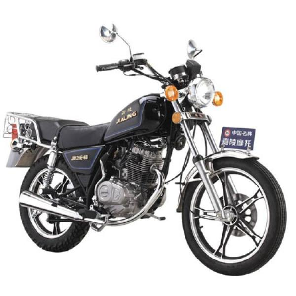 The powerful Jialing JH 125 E bike