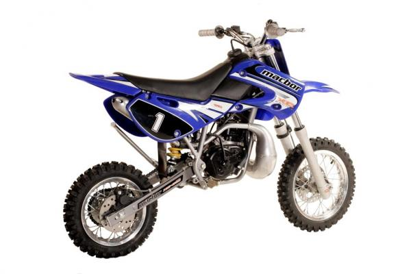 The powerful mini bike Macbor XC 510 Pro