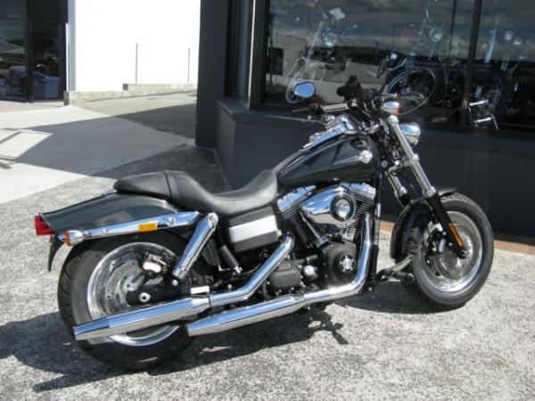 2009 Titan Fat Bobber