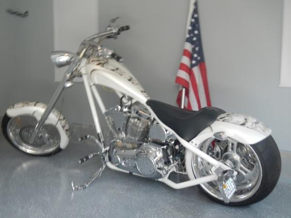 2007 Titan Radical Rigid Chopper