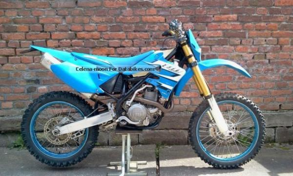 TM racing EN 450 F ES Enduro