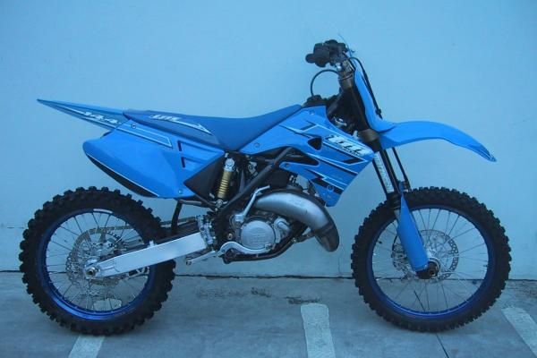 TM racing MX 125