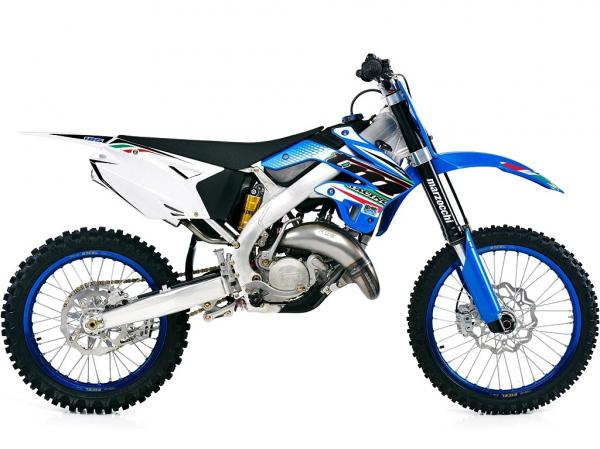 2010 TM racing MX 125