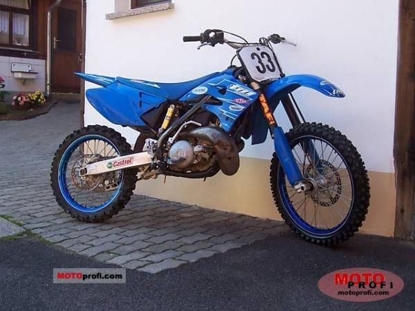 2007 TM racing MX 250
