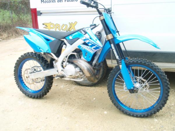 2010 TM racing MX 250