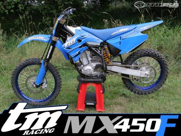 2007 TM racing MX 250 F