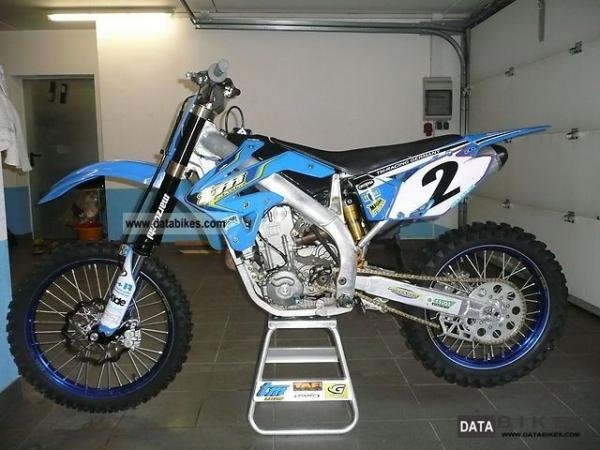 TM racing MX 450 Fi