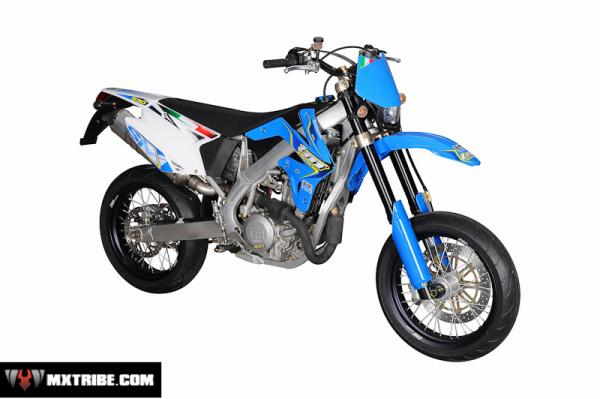 2006 TM racing SMM 450 F Black Dream e.s.