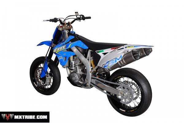 2007 TM racing SMM 450 F Black Dream e.s.