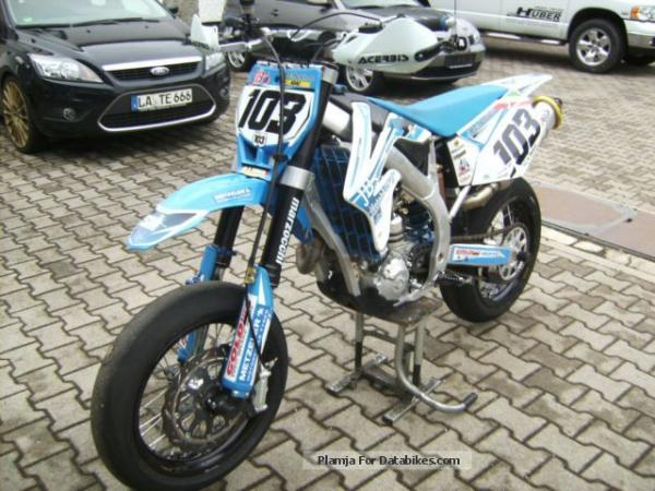TM racing SMX 450 Competition