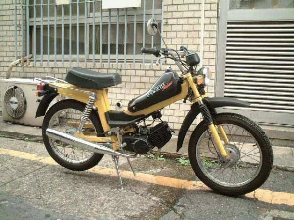 2006 Tomos Alpino