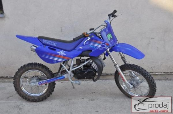 2005 Tomos MC 50 Senior