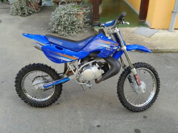 2007 Tomos MC 80 Senior
