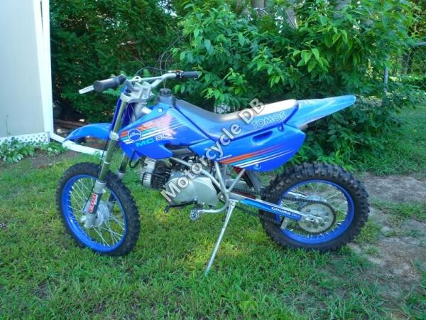 Tomos MC80 Dirt Bike