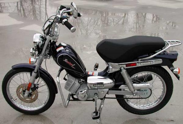Tomos Revival 50