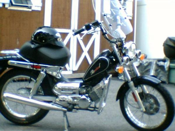 2005 Tomos Revival TS