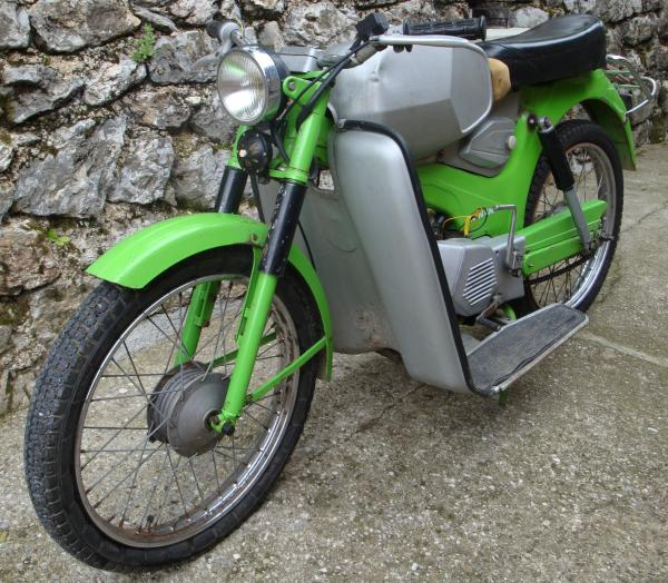 2008 Tomos Youngstr 50