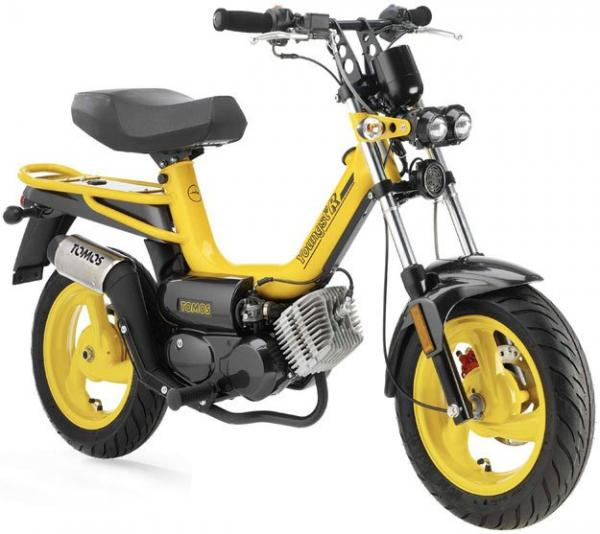 Tomos Youngst`r Racing