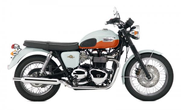 Triumph Bonneville 50th #1