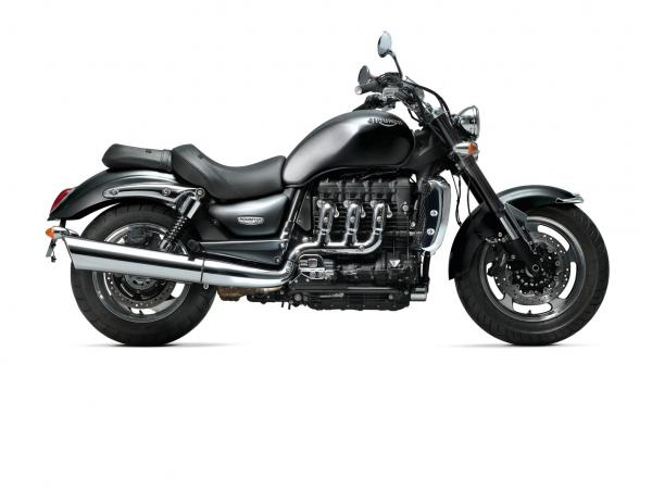 Triumph Rocket III Roadster 2012 #1