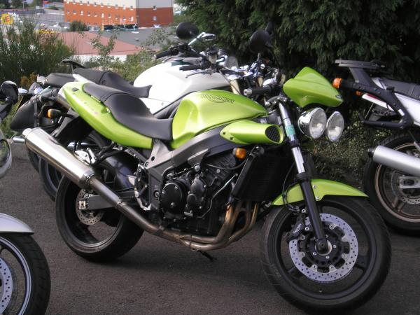 2006 Triumph Speed Four