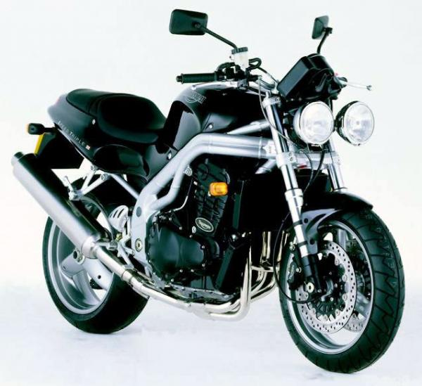 2000 Triumph Speed Triple