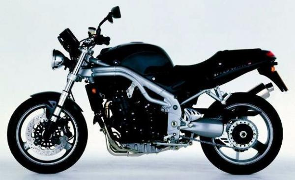 2001 Triumph Speed Triple